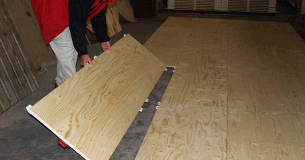 Plywood Dance Floor On Grass Temporary Modular Portable
