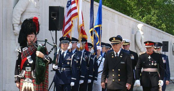 memorial day uk 2012