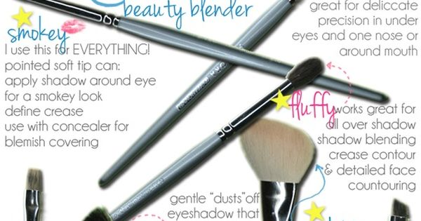 Everything you ever need to know about makeup brushes!