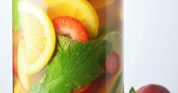Bourbon, Sangria and Summer sangria on Pinterest