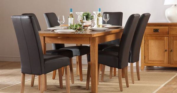 Black And Brown Dining Room Sets Classy Design Ideas