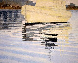 Pro Masking Fluid Boat Painting Water Ripples Waves More Of An