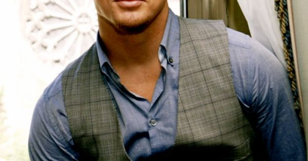 Channing Tatum (my Christian Grey)