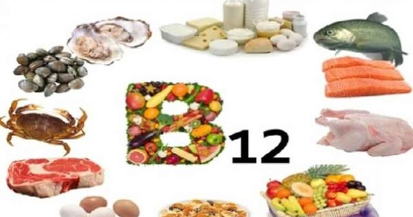 أعراض نقص فيتامين B12 B12 Foods Vitamin B12 Foods Food