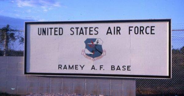 Pin by Katie Moore on Ramey AFB, Puerto Rico,Then and Now ...