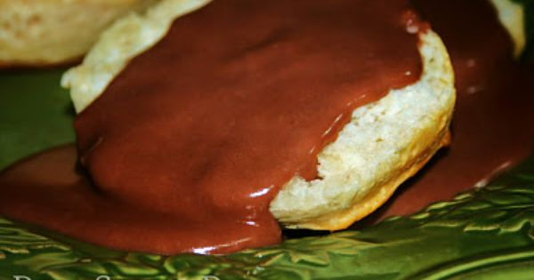 Southern Food ~ Chocolate Gravy