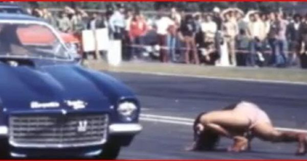 Drag Racing Because Back Up Girls Jungle Pam Hardy The