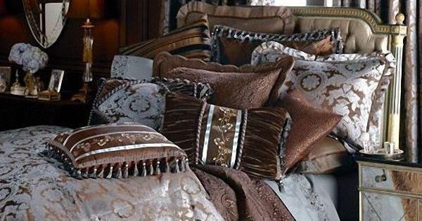 Luxury bedding bing images cobertores pinterest for Muebles gitanos