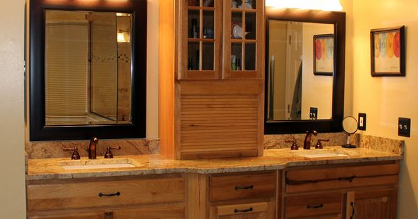 Master Bath Vanity.. Appliance Garage (usually Reserved