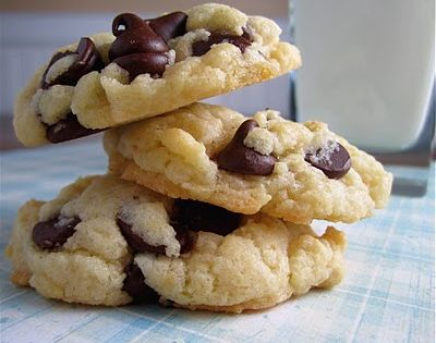 Cake Batter Cookies - I used Betty Crocker butter recipe yellow cake