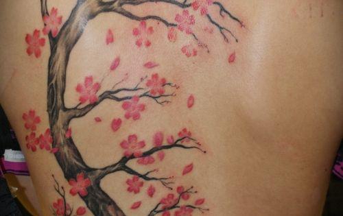 Cherry Blossom Tattoos | Inked Magazine