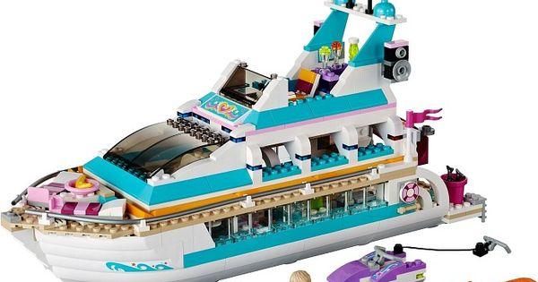 Lego friends, Cruise ships and Lego on Pinterest