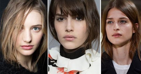 Fall Winter 2015 2016 Hairstyle Trends Hair Tuck Fall