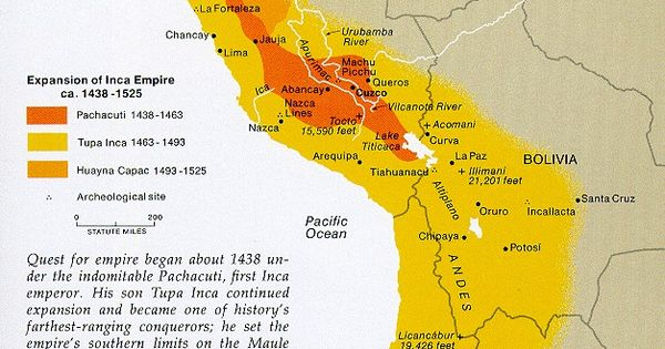 Expansion of Inca Empire 1438-1525. Mystery of History Volume 2, Lesson 82 #MOHII82