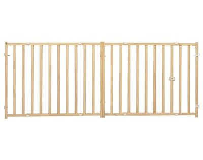 Midwest Steel Pet Gate Graphite 39 In Chewy Com Pet Gate