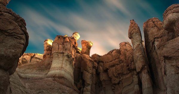 جبل القارة بالاحساء By Ali Julehi Ancient Times Natural Landmarks Landmarks