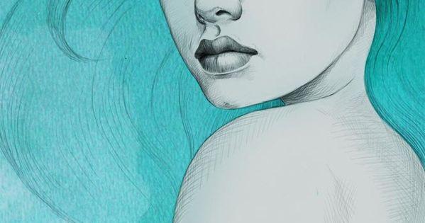 dessin amour facile les fille nues