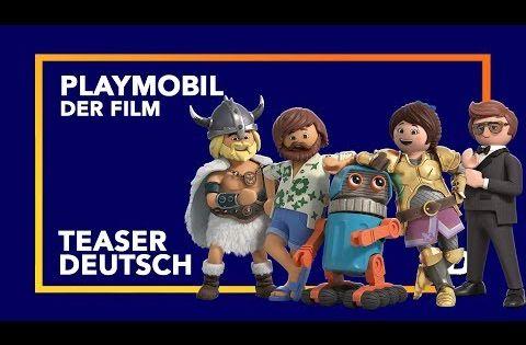 Deutscher Trailer Zu Playmobil Der Film Filme Walt Disney Animation Walt Disney Animation Studios