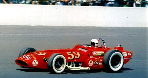 Wide white walls at indy stp novi andy granatelli for World wide motors indianapolis