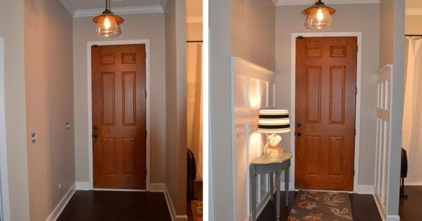 Pin by Angela Pineda on Homes | Pinterest | DIY and crafts, Foyers and ...