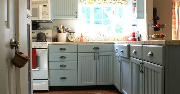 Cottage4C LOVE THIS BLOG Tips For Painting Kitchen
