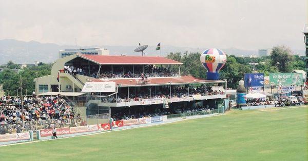 Kingston Cricket Club Pavilion Sabina Park Kingston Jamaica