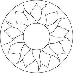 Free Mosaic Patterns For Beginners Bing Images Mosaic Patterns Free Mosaic Patterns Sunflower Mosaic