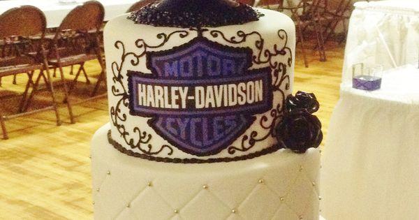 Harley Davidson Wedding: Harley Davidson Wedding Theme.