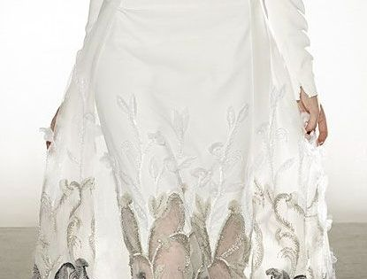 Georges Chakra Couture F/W 2013 Wedding Dresses Ball Gowns Beautiful Fashion