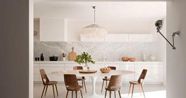 Renovation Maison A Nimes Pour Une Famille Parisienne Cuisines Design Meuble Cuisine Cuisine Salle A Manger