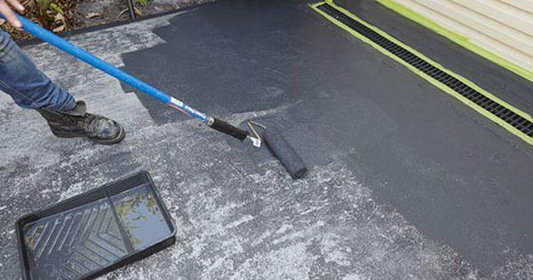 How To Paint A Concrete Driveway Concrete Driveway Paint Concrete Driveways Driveway Paint