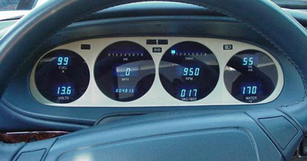 Cool Digital Gauges In 2020 Porsche 944 Digital Gauge Porsche