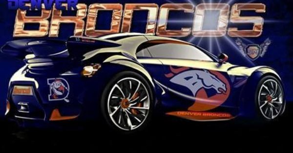 Go Car Denver: Denver Broncos Cars & Trucks