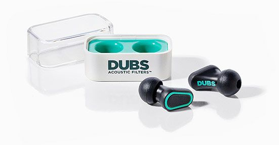 A Really Cool Gift For Anyone Who Attends Live Music Or Is Exposed To Loud Noise Frequently The Dubs Are Earplugs That Filt Ear Plugs Earplugs Corporate Gifts