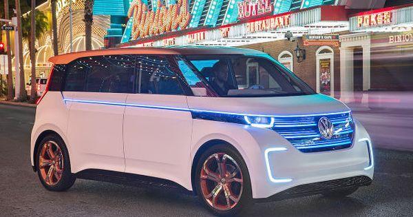 Vw E Bulli 2019 Vorschau Auf Den Budd E Als E Auto Autobild De Vw E Bulli E Auto Autos