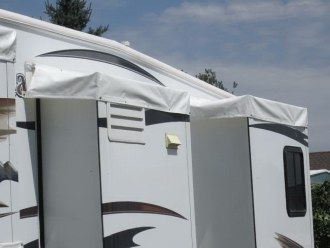 Image Result For Rv Slide Out Cover Rv Skirting Camping Gear Diy Rv Trailers