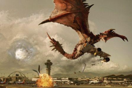 Hollywood Monster Hunter Film Unveils New Still Of Milla Jovovich With Slinger In 2020 Monster Hunter Monster Hunter Movie Resident Evil Movie