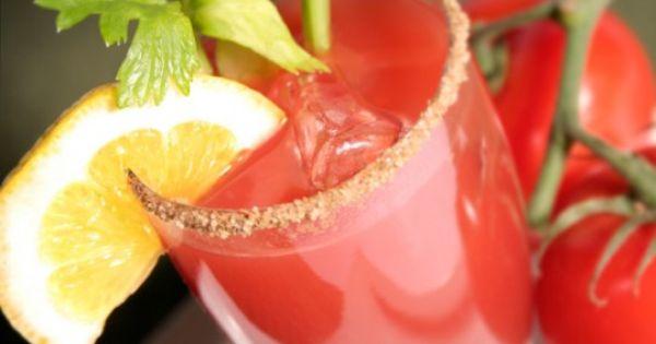 Como Se Prepara Un Bloody Mary