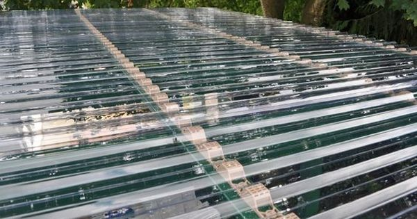 What You Need To Know About Clear Polycarbonate Roofing Sheets Plastic Roofing Pergola With Roof Patio Roof