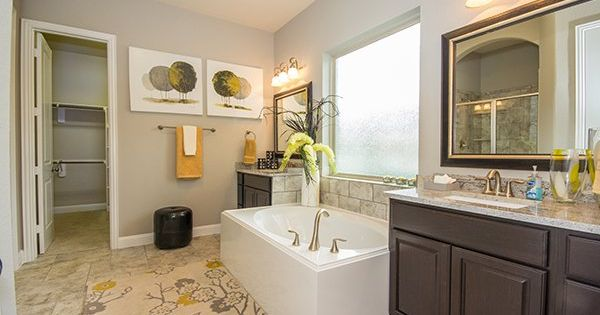 Master Bath Lakeside Stonewall Collection Lennar Homes In Houston Decorating Ideas Pinterest