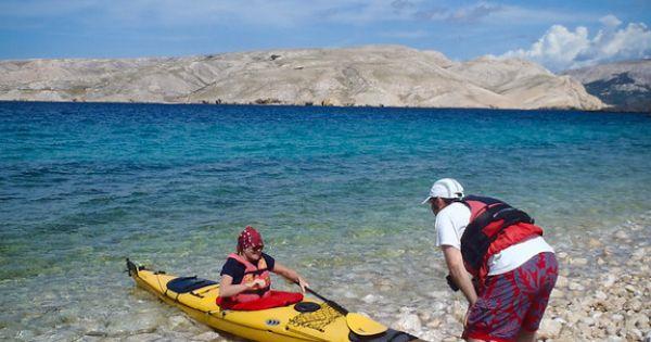 Kayaking, amazing idea!