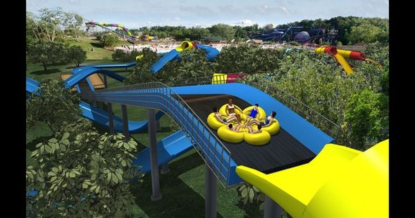 HECK YES FAMILY TRIP TIME! America's coolest water parks, This would be