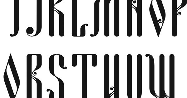Following Site Russian Fonts 33