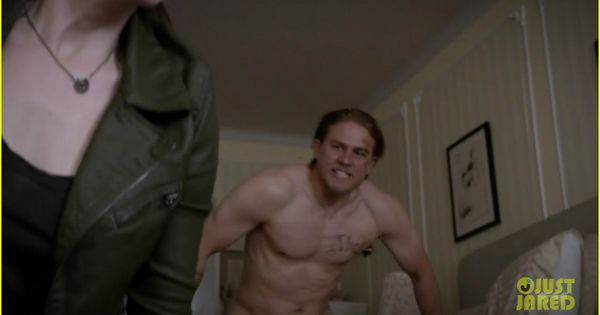 Charlie Hunnam wasnt afraid of nude scenes in 50 Shades
