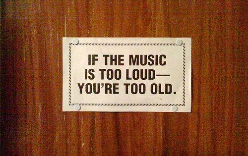#loudMusic