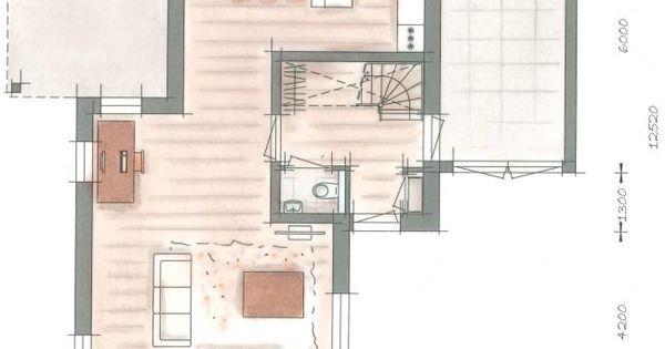 Villa aurelia architectuurwonen plannen nieuwbouw for Trap tekenen plattegrond