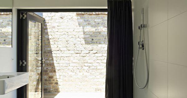 duschvorhang badezimmer pinterest badezimmer. Black Bedroom Furniture Sets. Home Design Ideas