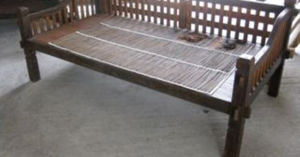 craftsman style daybed 2