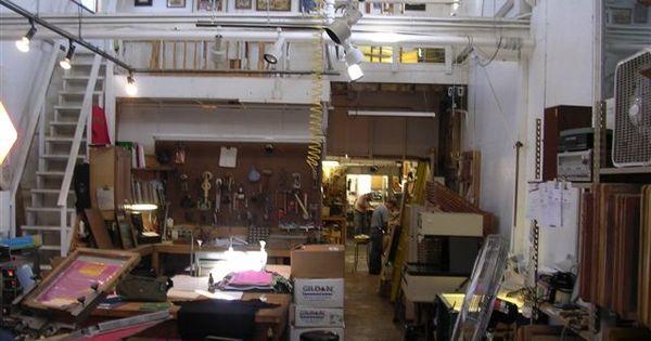 Attractive Artistu0027s Art Studio   Pesquisa Google | ArtStudio | Pinterest | Lofts, Artist  Loft And Studio Ideas