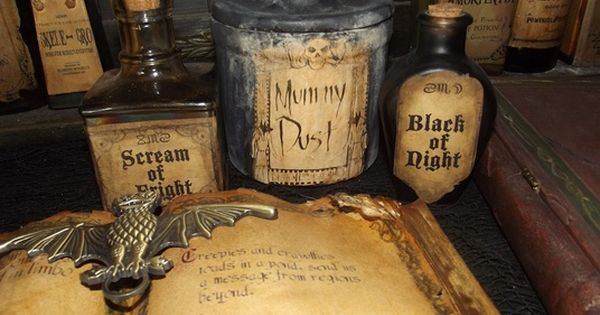 mummy dust for flour   and i love the haunted mansion